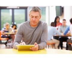Преподаватель GRE GMAT LSAT SAT курсы, репетитор из США
