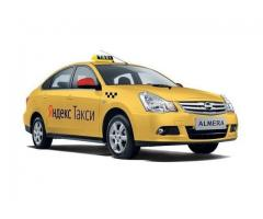 Водитель такси (ЯНДЕКС)