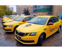 Водитель такси аренда