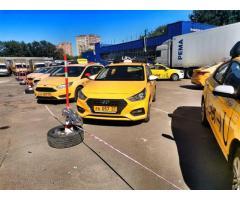Требуются водители такси.