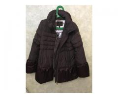 Зимний пальто менен куртка сатылат