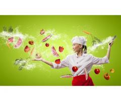 Готовить блюда согласно стандартам компании Консультировать и обслуживать гостей ресторана;