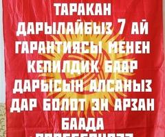 ДЕЗИНФЕКЦИЯ КЛОП ТАРАКАН ДАРЫЛАЙБЫЗ ДАРЫ ОЗУ САТЫЛАТ